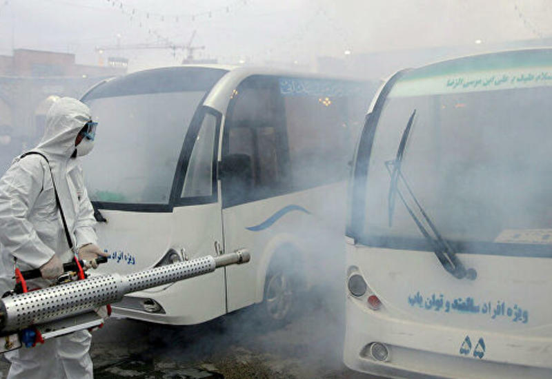 Глава иранской скорой помощи заразился коронавирусом