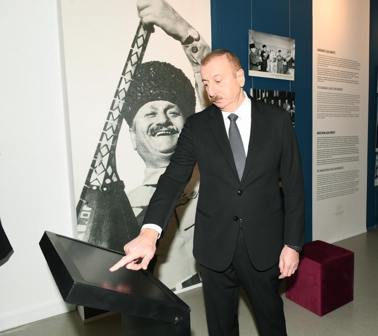 В Товузе открылся Азербайджанский государственный музей ашугского искусства