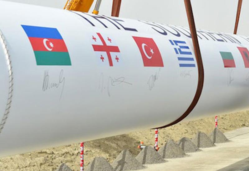 Южный газовый коридор станет главным фактором развития всего региона