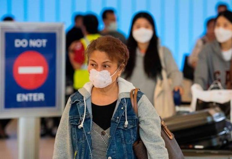 В США за сутки выявили более 10 тыс. случаев заражения коронавирусом