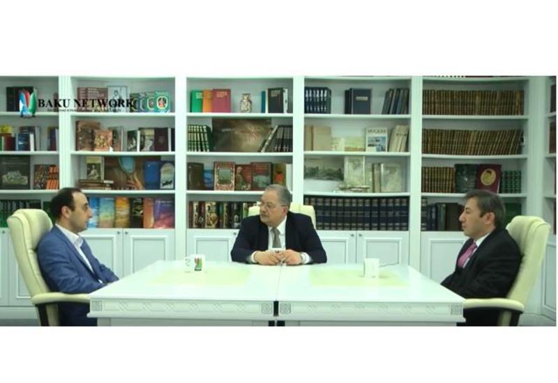 Эльхан Алескеров с участием политологов Ильгара Велизаде и Ризвана Гусейнова обсудил на экспертной площадке Baku Network ситуацию в Сирии