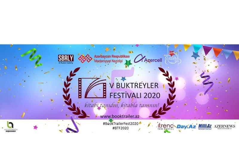 Азербайджанские телезвезды поддержали пятый Фестиваль буктрейлеров