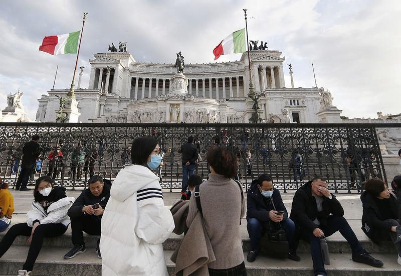 В Италии за сутки умерли 525 человек с коронавирусом