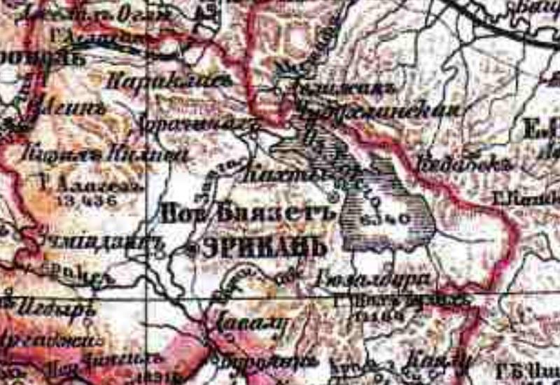 Исторические документы подтвердят факты тотального переименования и уничтожения армянами азербайджанского наследия