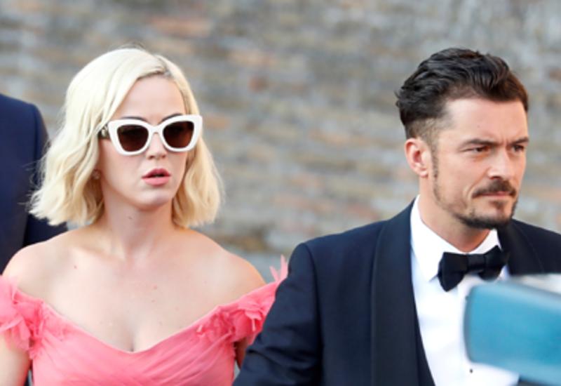Кэти Перри и Орландо Блум отложили свадьбу из-за коронавируса