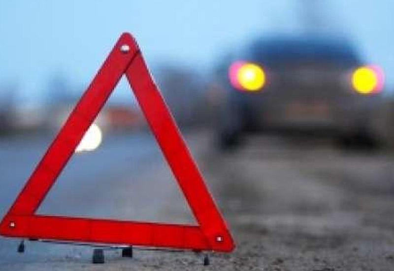 Тяжелая авария в Баку, есть погибший