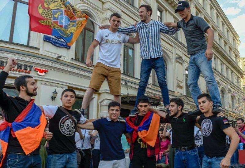 Армяне захватывают Кубань