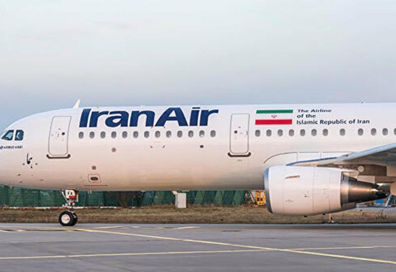Авиакомпания Iran Air приостановила полеты в Европу из-за коронавируса