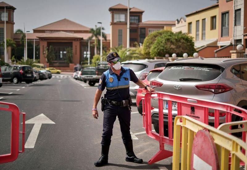 В Испании запретили выезжать из городов в преддверии Пасхи