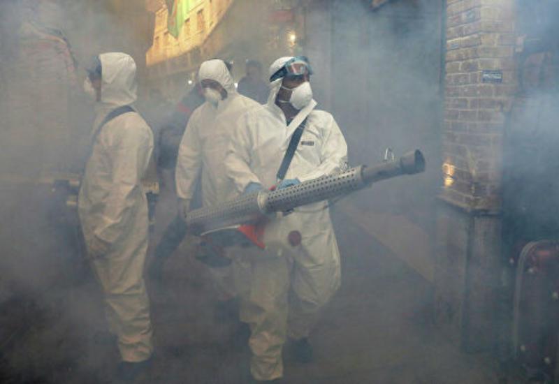В Иране число зараженных коронавирусом превысило семь тысяч человек