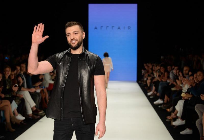 Азербайджанский дизайнер представит свою коллекцию в Лондоне