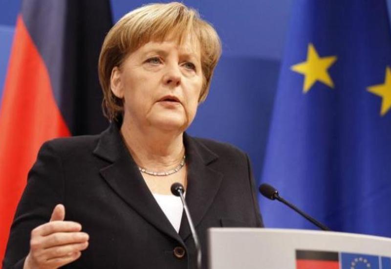 Ангела Меркель выступила в поддержку территориальной целостности Азербайджана