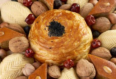 Готвоимся к Новрузу - Пошаговый рецепт гогала