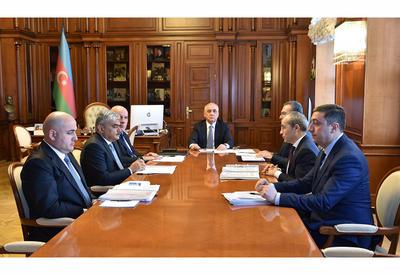В Кабинете Министров состоялось совещание относительно положения на глобальном энергетическом рынке и его влияния на экономику страны  - ФОТО