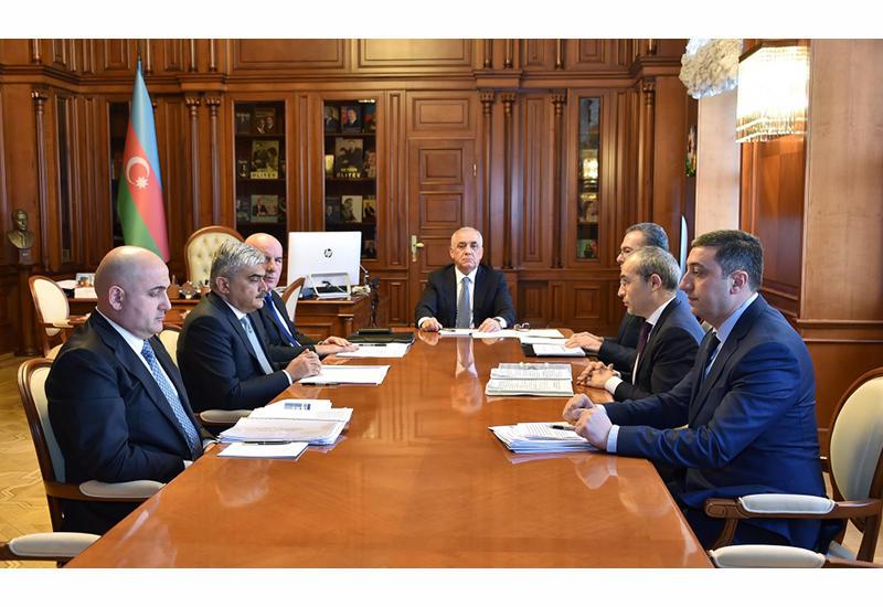 В Кабинете Министров состоялось совещание относительно положения на глобальном энергетическом рынке и его влияния на экономику страны