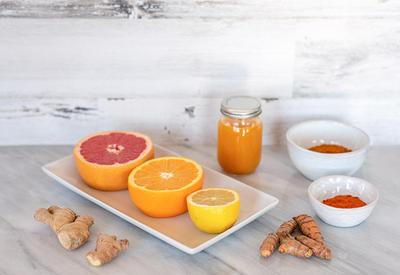 Как сделать витаминный шот для укрепления иммунитета?