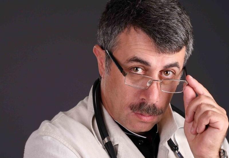 Доктор Комаровский рассказал, что нельзя делать для защиты от коронавируса