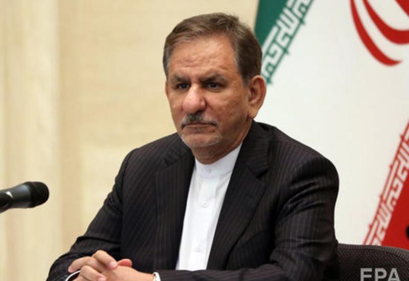 Вице-президент Ирана выздоровел после заражения коронавирусом