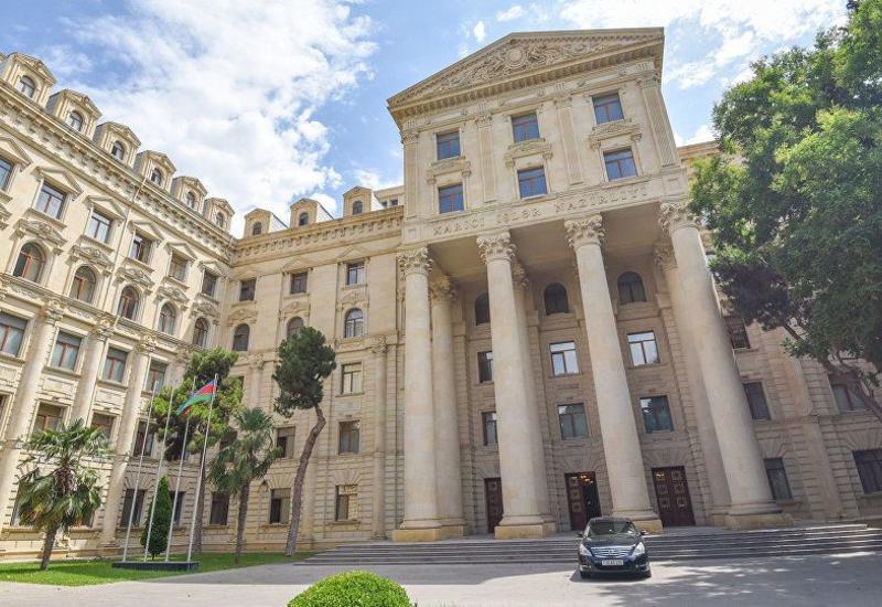 МИД Азербайджана поблагодарил правительство страны и работников здравоохранения