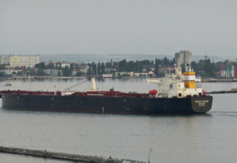 Второй танкер азербайджанской нефти для Беларуси прибыл в Одессу