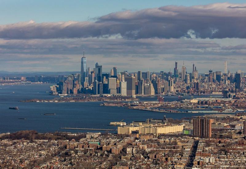 В Нью-Йорке вводят штраф за несоблюдение социальной дистанции