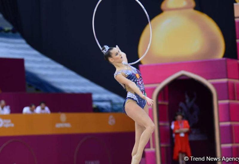 Отложен Кубок мира по художественной гимнастике в Баку