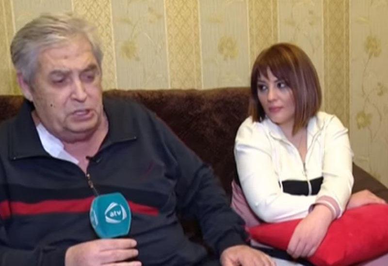 Rafael Dadaşovun oğlu ilə efirə ilk və son çıxışı