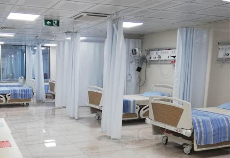 В бакинских больницах нет дефицита мест для больных без COVID-19