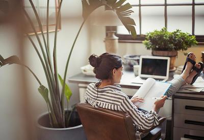 5 советов, как работать из дома
