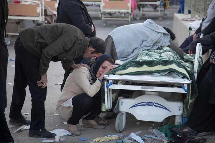 İranda dəhşətli pandemiya
