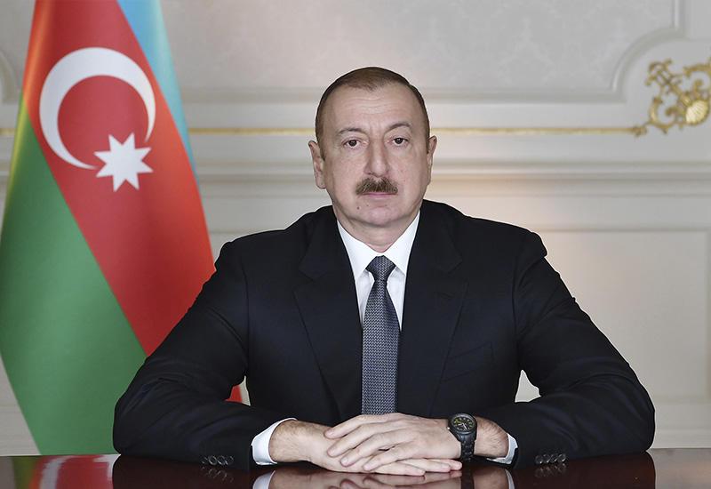 Leonid Kuçma və Abraham Foksmandan Prezident İlham Əliyevə məktub gəlib