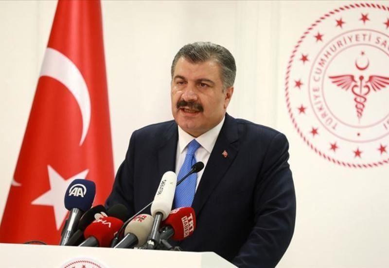 В Турции из-за коронавируса скончались еще 76 человек