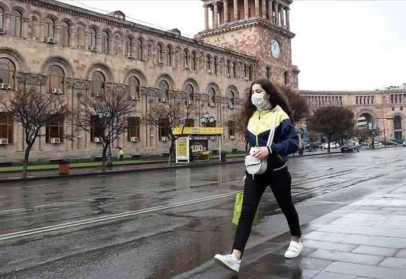 Число зараженных коронавирусом в Армении выросло до 736