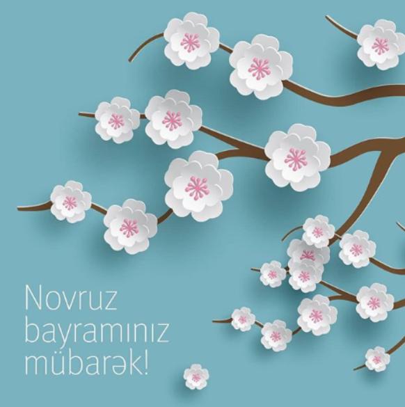Первый вице-президент Мехрибан Алиева поздравила азербайджанский народ с праздником Новруз