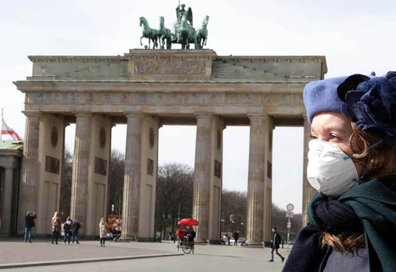 Число случаев заражения коронавирусом в Германии превысило 2 млн