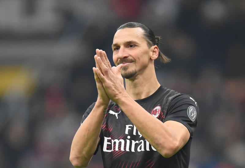 Ибрагимович покинет «Милан»