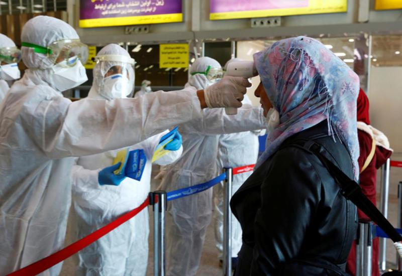 В Иране число заразившихся коронавирусом выросло за сутки более чем на 1 тыс.