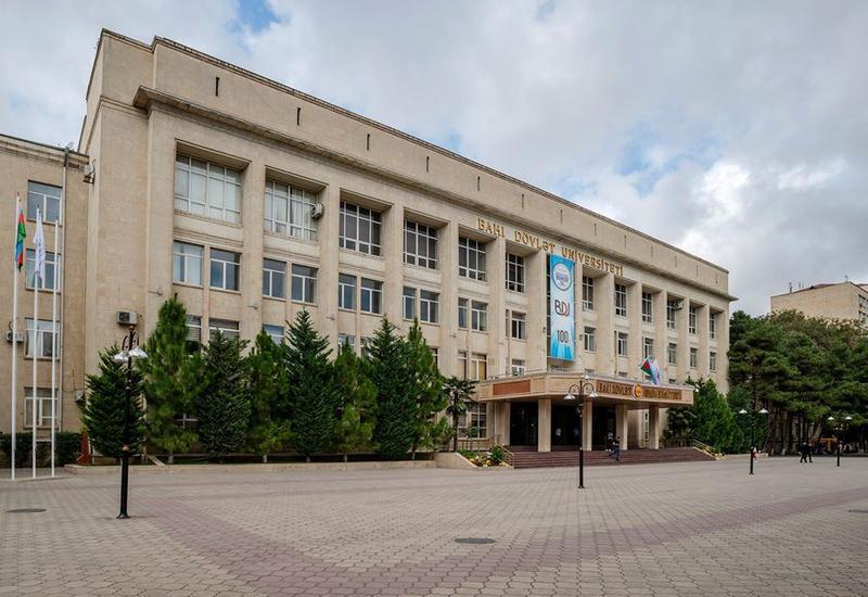 БГУ перечислил 100 тыс. манатов в Фонд поддержки борьбы с коронавирусом