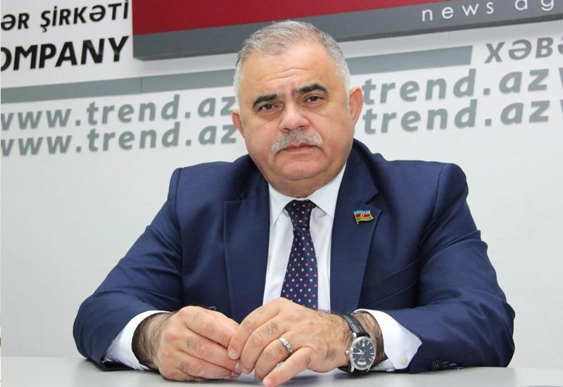 Арзу Нагиев: Каждое учреждение и все граждане должны брать пример с гуманного поступка Президента Ильхама Алиева и Первого вице-президента Мехрибан Алиевой