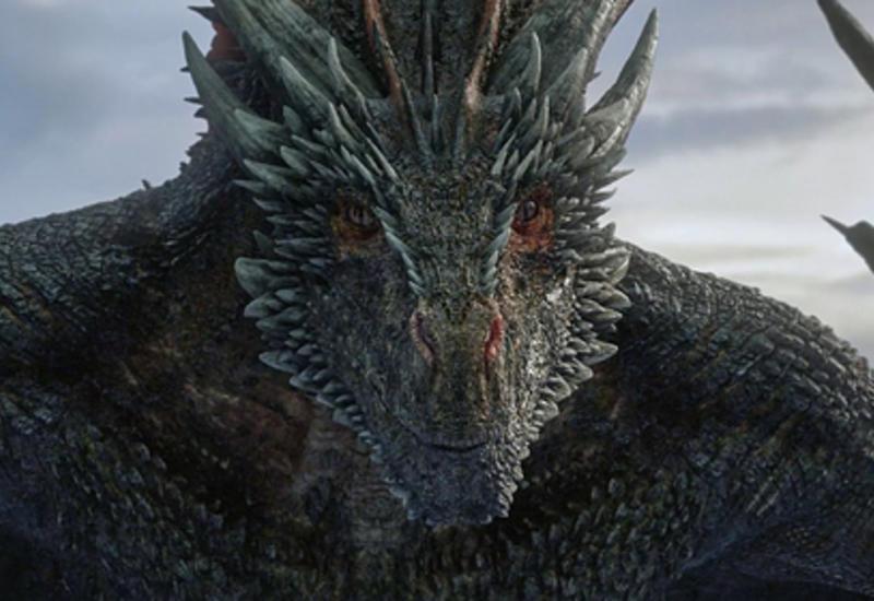 В «Мире Дикого Запада» появился дракон из «Игры престолов»