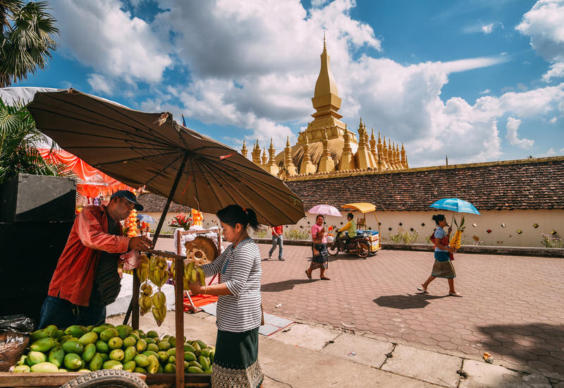 В Лаосе зафиксированы первые два случая заражения новым коронавирусом