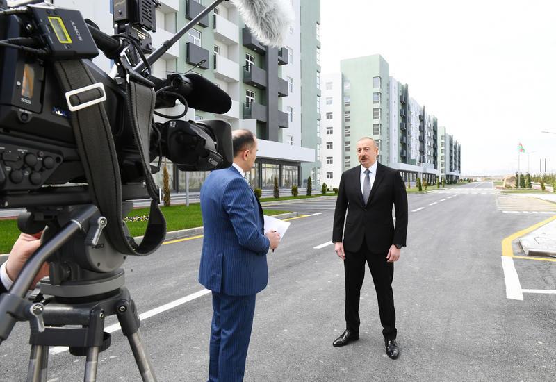 Президент Ильхам Алиев: Хочу выразить сердечную признательность всем гражданам и компаниям, сделавшим пожертвования в Фонд поддержки борьбы с коронавирусом