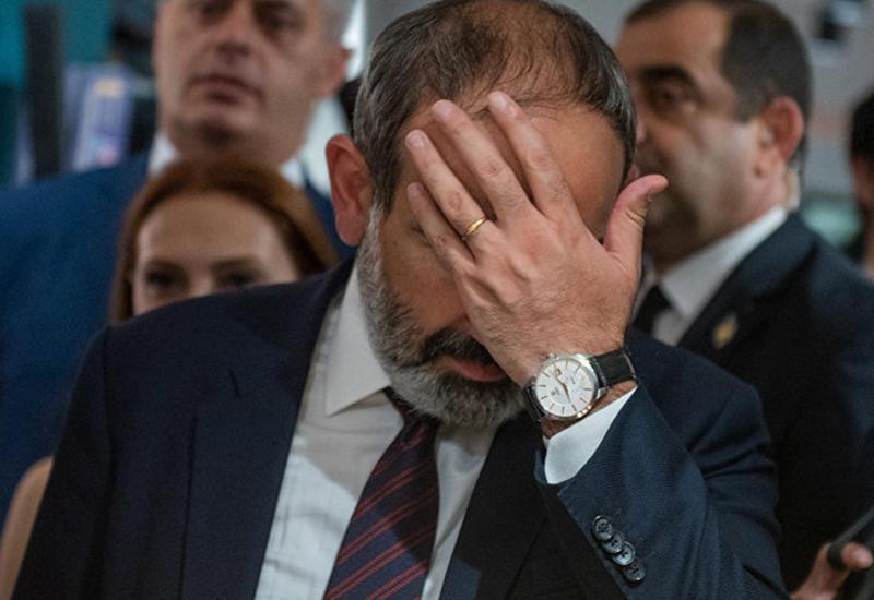 """""""Бархатная революция"""" в Армении скатывается к диктатуре Пашиняна"""