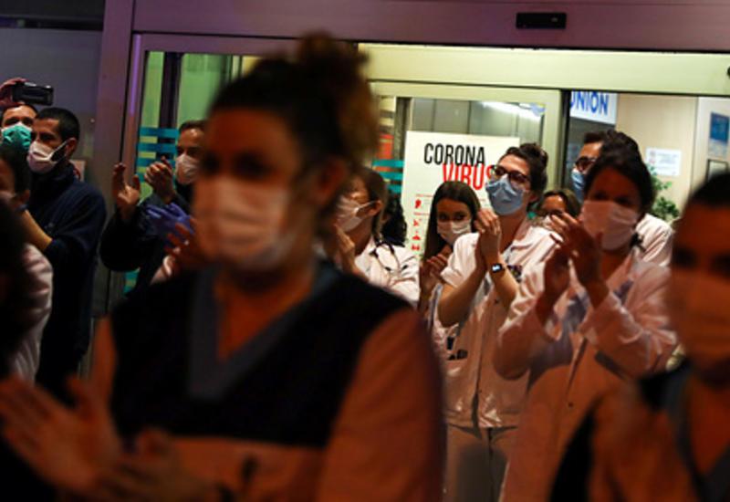 Более пяти тысяч испанских медиков заразились коронавирусом