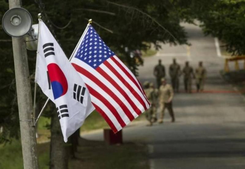 Южная Корея и США продолжат диалог о военных расходах в формате видеоконференции