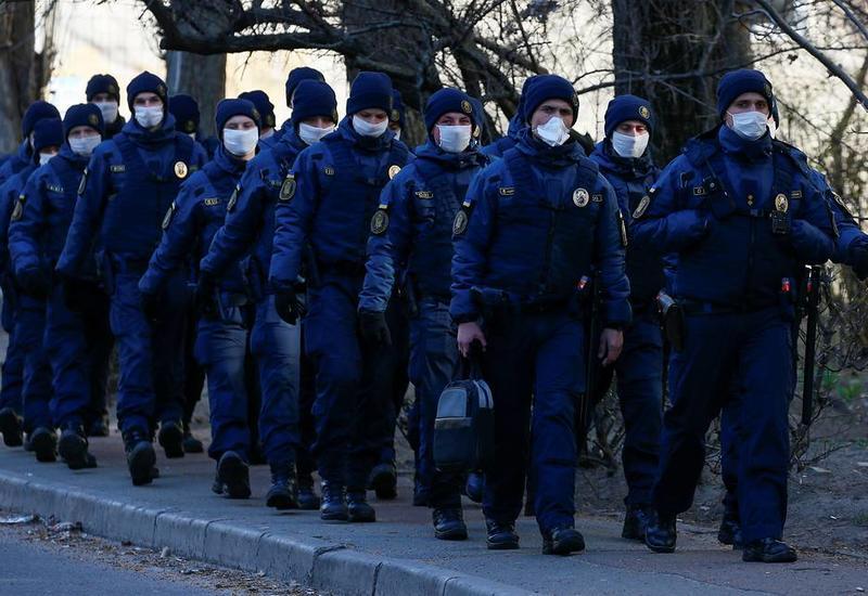 Украина введет на 30 дней режим ЧС
