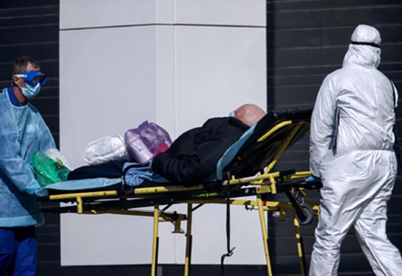 В Москве умерли два человека с коронавирусом