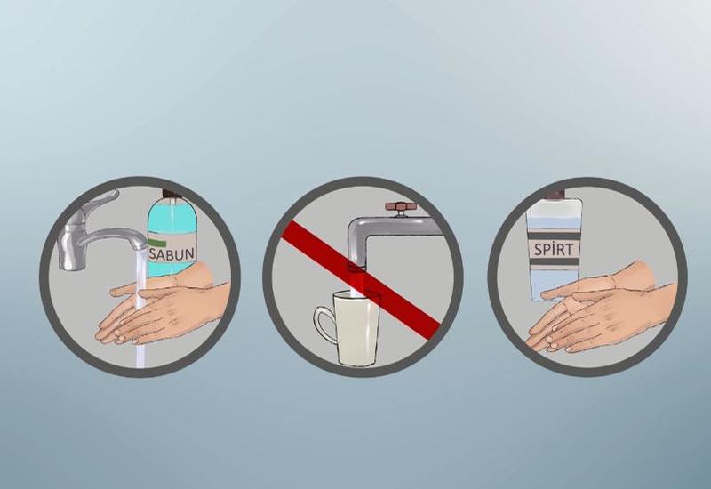 Baku Media Center снял новые видеоролики о коронавирусе