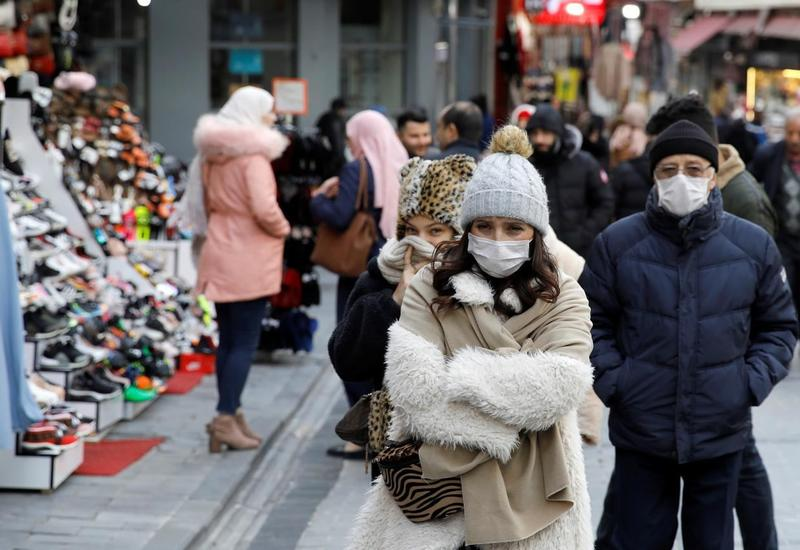 В Турции от коронавируса скончались еще семь человек