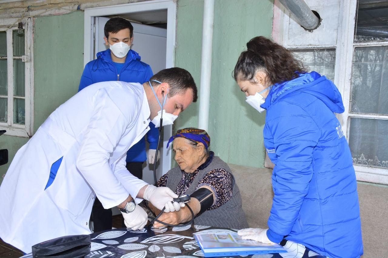 Фонд Гейдара Алиева запустил социальный проект в рамках мер по предотвращению распространения коронавируса